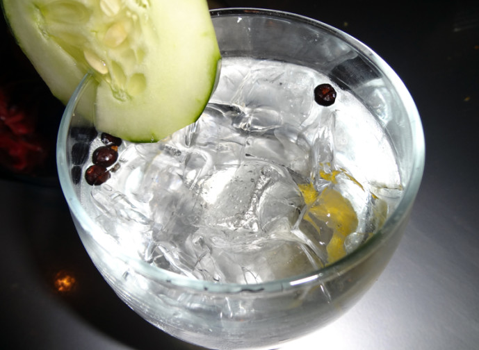 East India Gin and Tonic