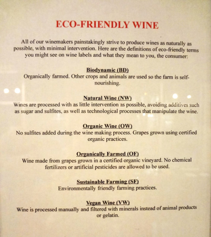 Savor Wine Boutique - Eco Friendly Wine