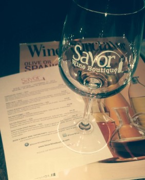 Savor Wine Boutique - Wine Tasting