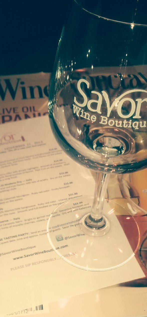 Savor Wine Boutique