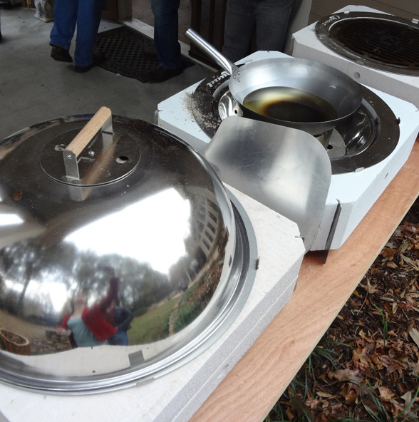 Quad Cooker Demonstration