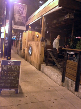 Lure Atlanta Seafood Resturant