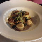 Scallops at Lure