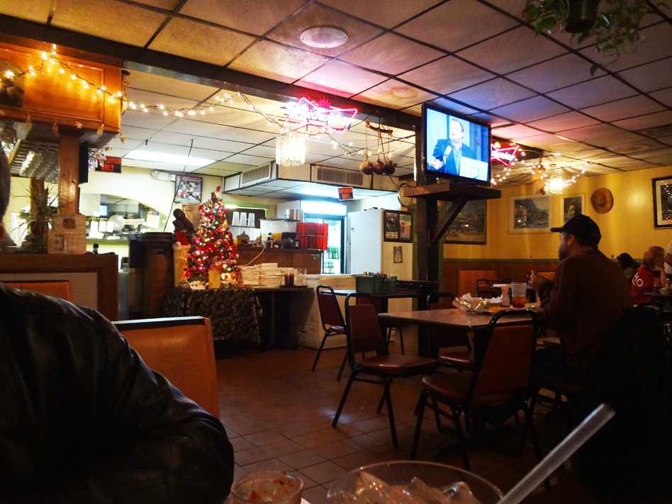 Monterrey Mexican Restaurant Website