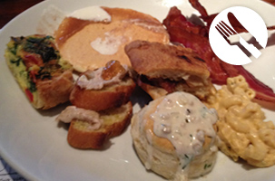 Local Three Kitchen & Bar Brunch