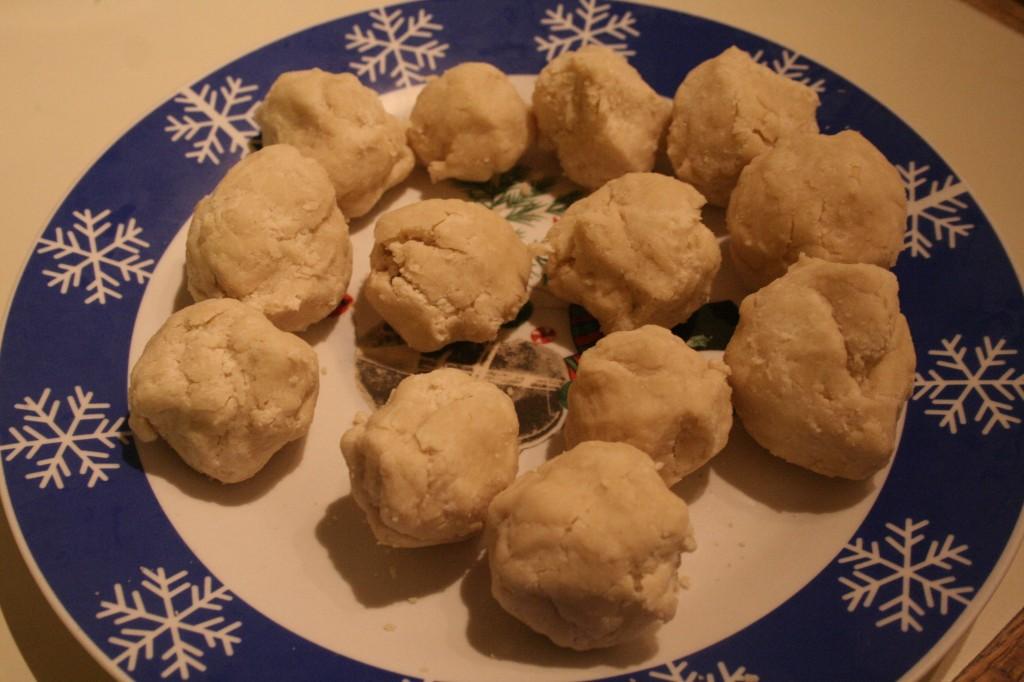 Dumplings Pre-Baking