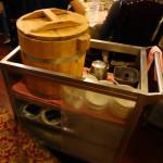 Oriental Pearl cart