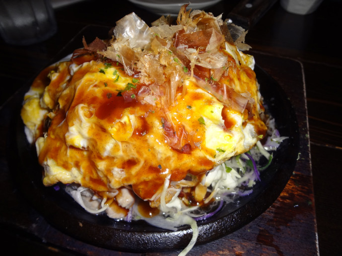 Tonpei yaki from Shoya
