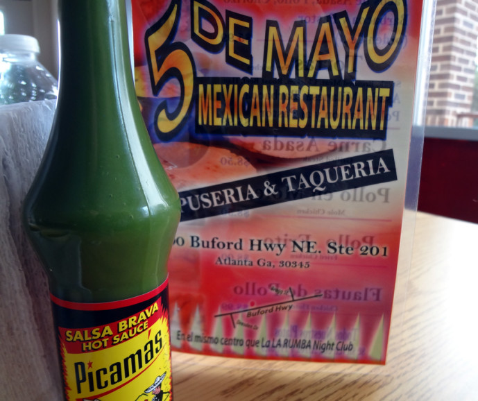 Picamas – the most popular hot sauce in Guatemala