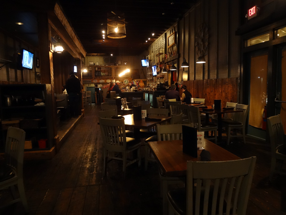Dining At Freight Kitchen And Tap In Woodstock
