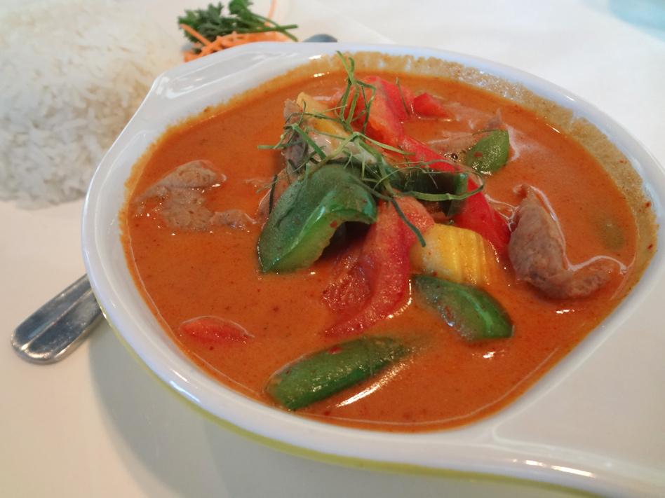 Fuji Hana Penang curry