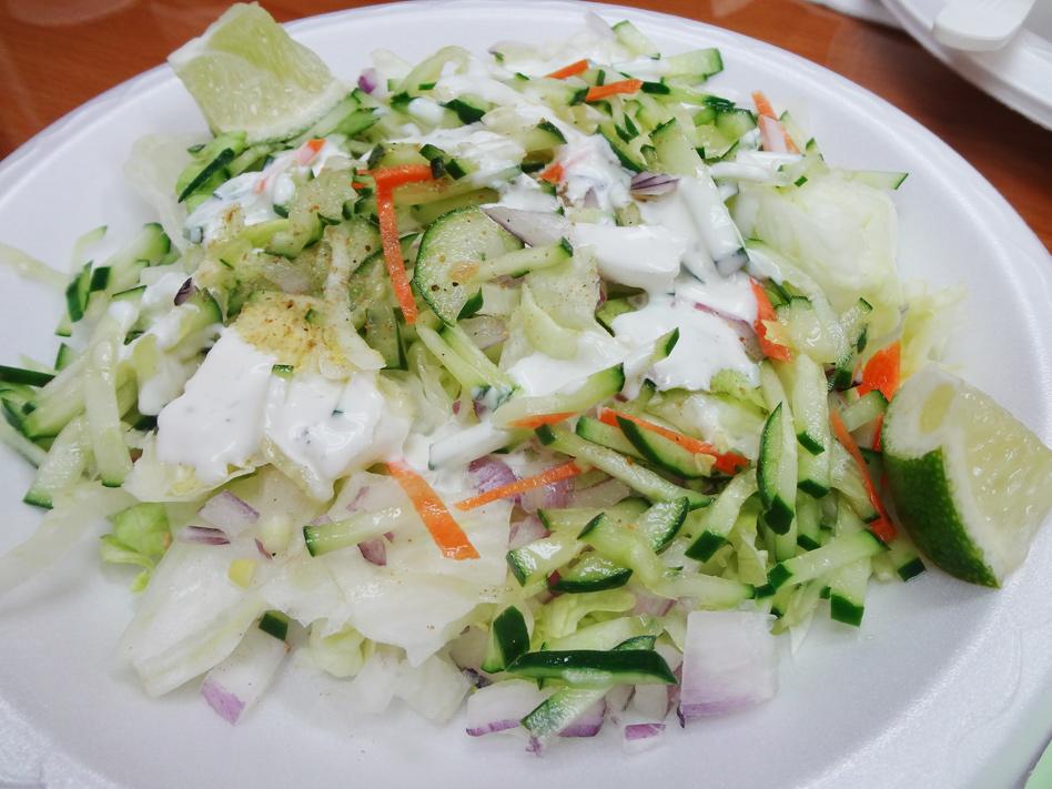 Salad from Al-Amin