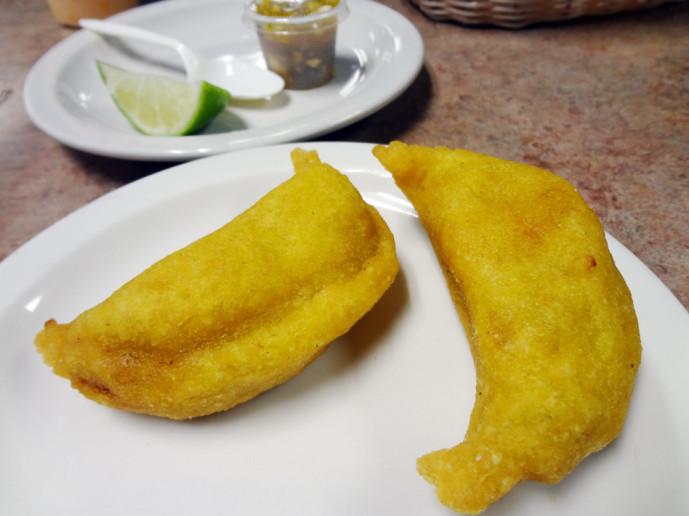 Empanadas de La Casona