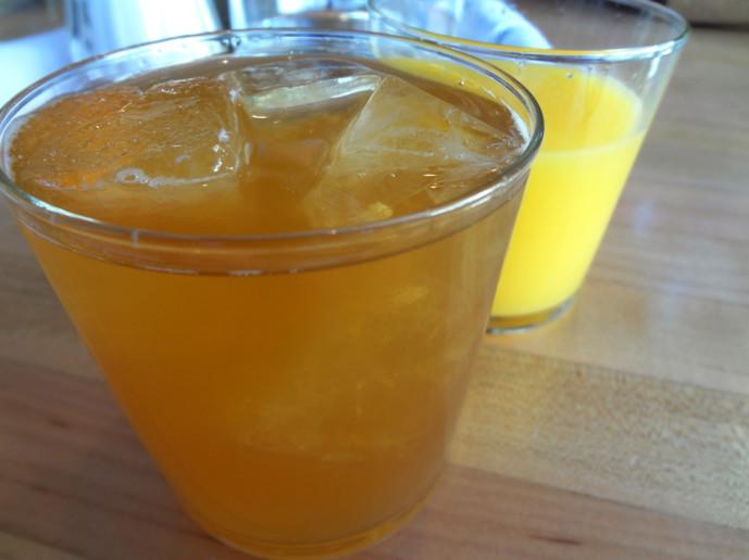 General Muir Pimm's cup