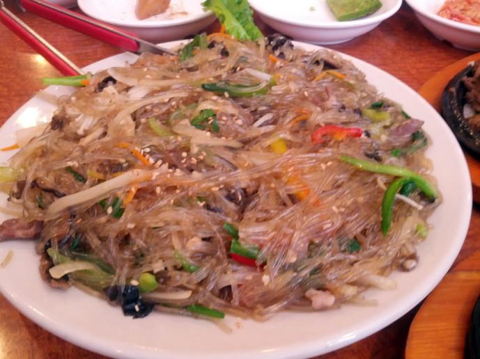 Han Il Kwan Japchae