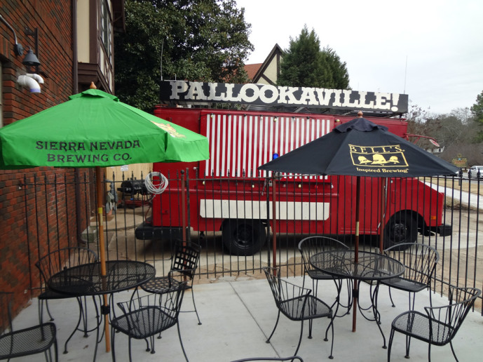 Pallookaville Fine Foods in Avondale Estates