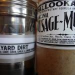Pallookaville Graveyard Dirt and Sausage Mustard