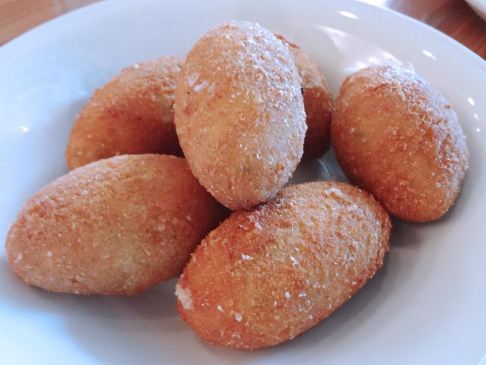 Don Antonio by Starita - potato croquet