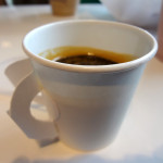 Paris Baguette espresso