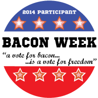 Bacon Badge 2014