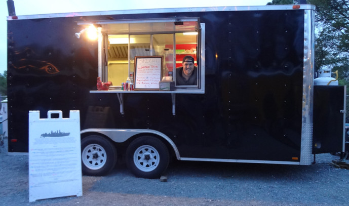 Spiedie Zone Food Truck