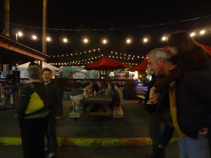 Atlanta Food Truck Park atmosphere
