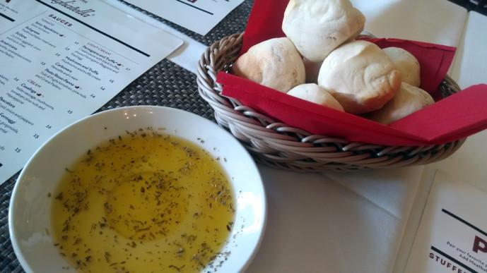 La Tagliatella bread