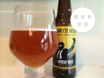 Serrano Eye Patch Ale from Monday Night Brewing