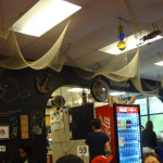 Crawfish Shack interior