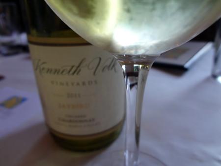 Wine pairing at Horseradish Grill