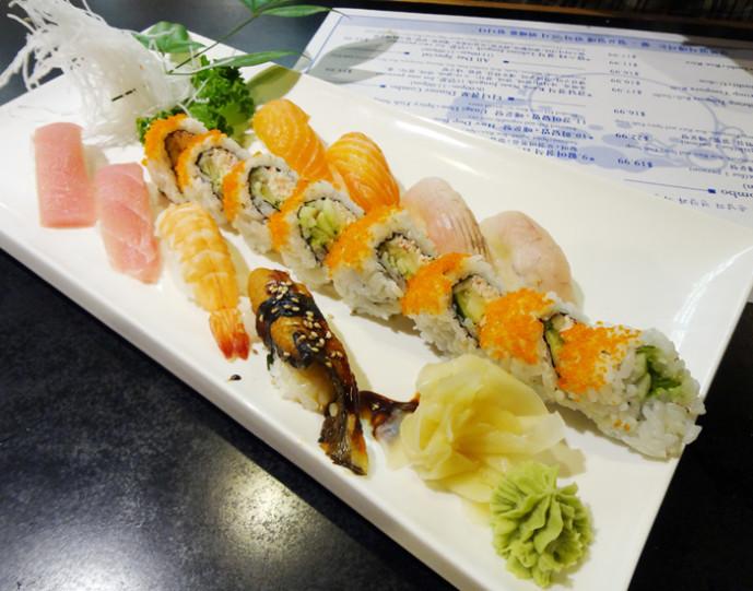 Kangam sushi