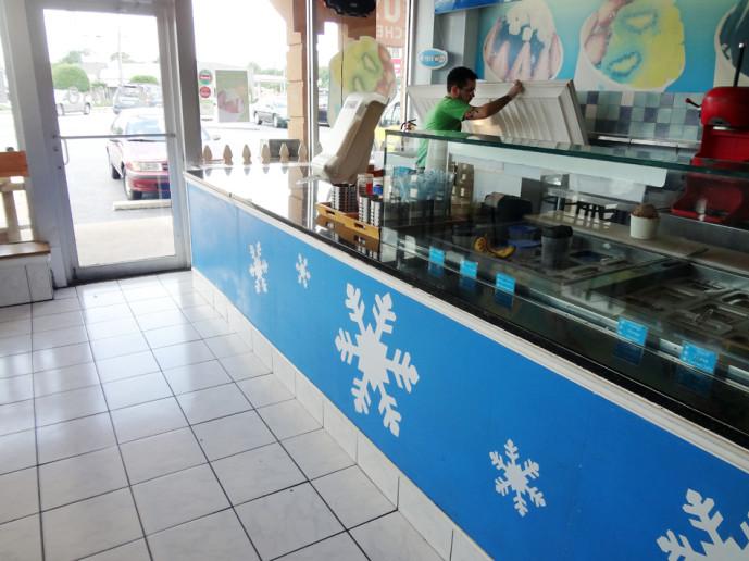 SunO Dessert interior