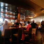 Davio's Northern Italian Steakhouse interior