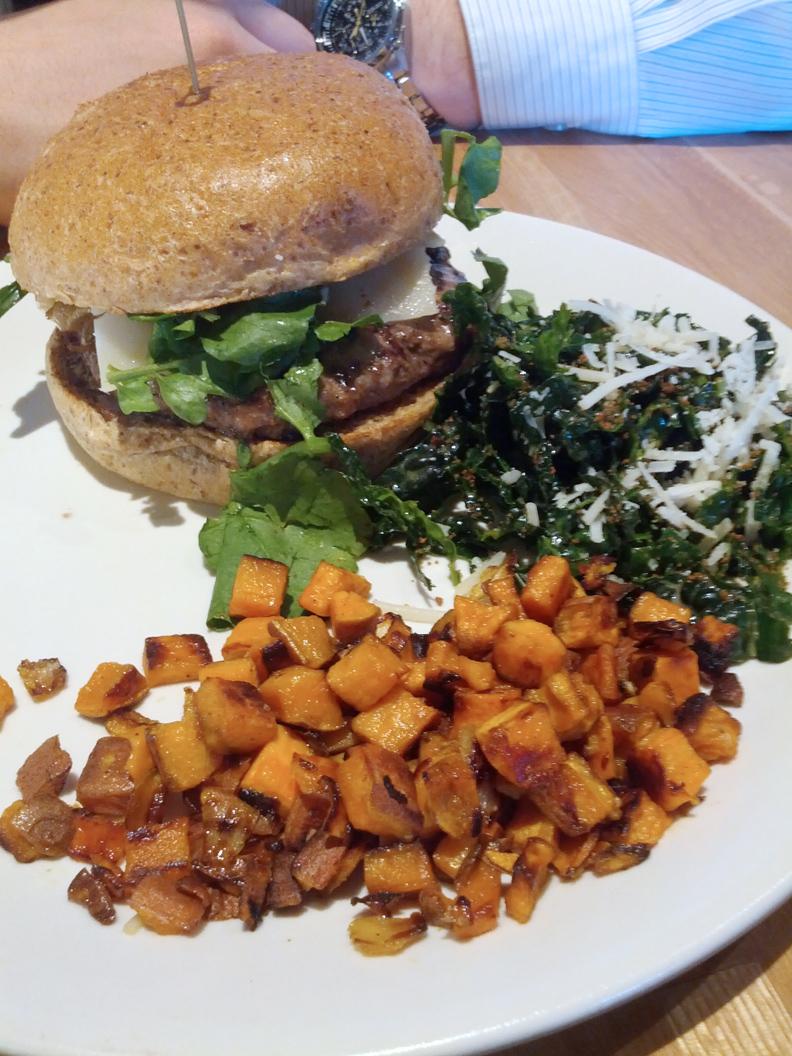 True Food Kitchen Burger true food kitchen at lenox mall