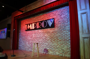Improv Comedy Club & Dinner Theatre