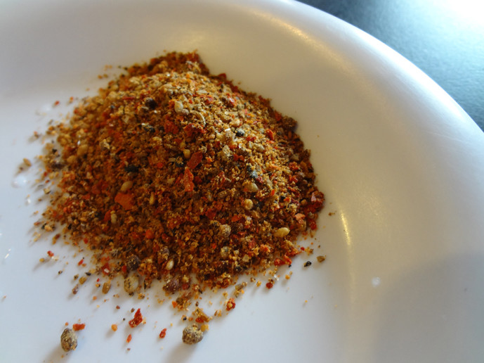 Spice mix at Kochi Maru