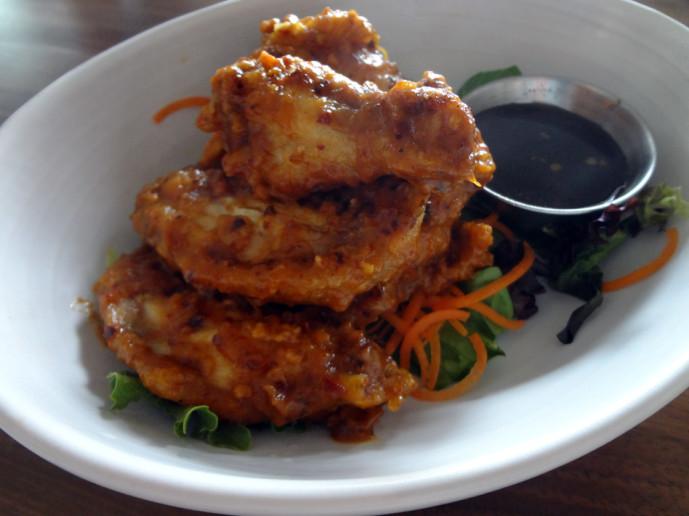 Sichuan wings