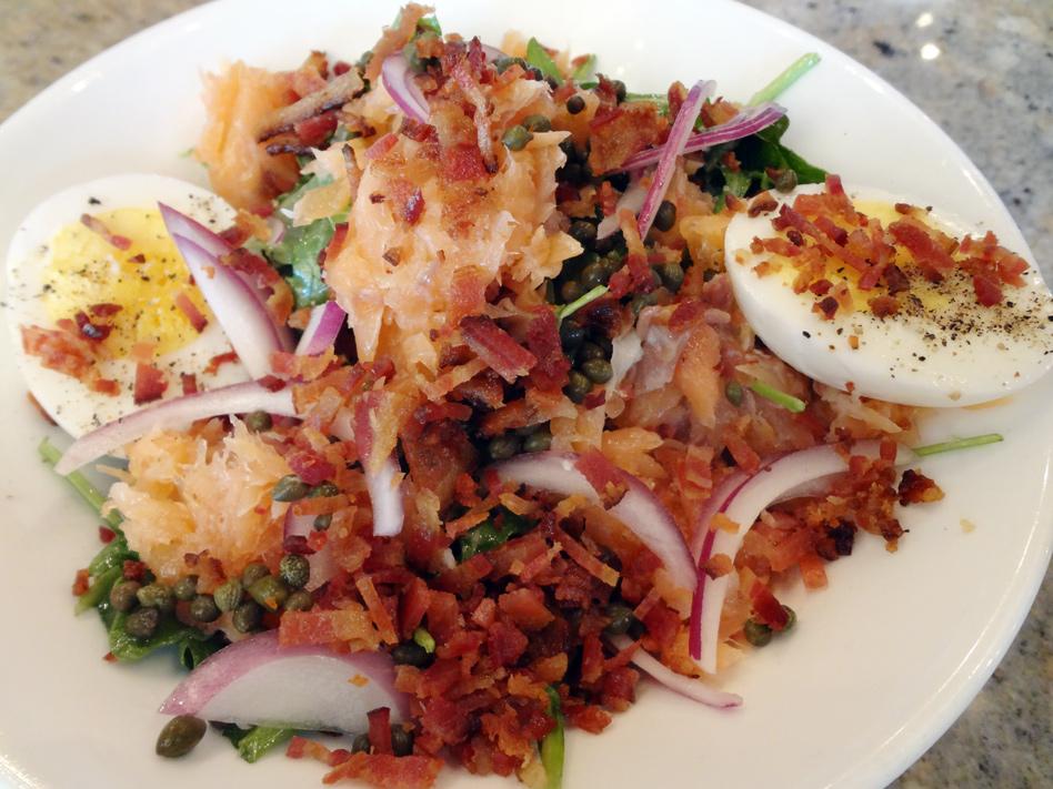 MOT salad from Muss & Turner