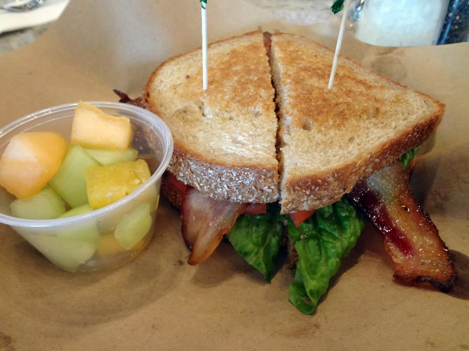Sandwich at Muss & Turner's