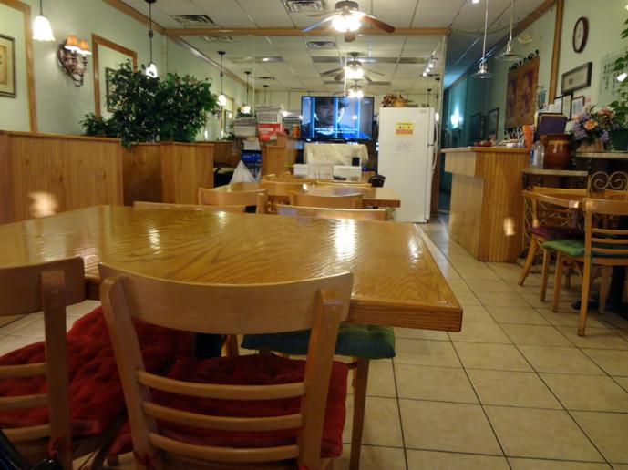 Don Quixote Restaurant interior