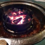 Hae Woon Dae coals
