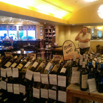 Alon's - wine selection