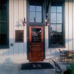 Kimball House Entrance
