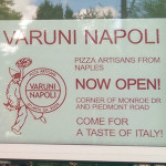 Varuni Napoli Entrance Sign