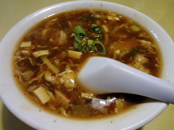 Man Chun Hong hot and sour soup