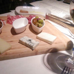 Antipasto Misto - Assorted Italian meats and cheeses, olives, mushrooms