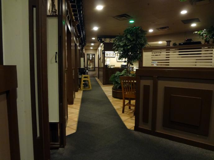 Woo Nam Jeong Stone Bowl House interior