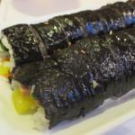Yeh Tuh veggie rolls