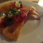 Pizza fritti app from Ribalta