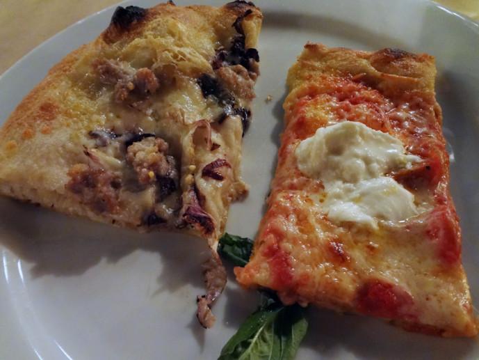 Pala pizza from Ribalta Pizza